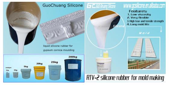 Architectural Molding Silicone