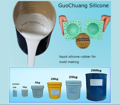 Silicone Rubber for Figurines Molding