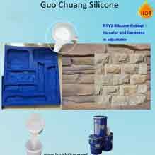 Artificial Stone & Concrete Casting Silicone Rubber