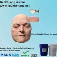 Mask Making & Make Up FX Silicone