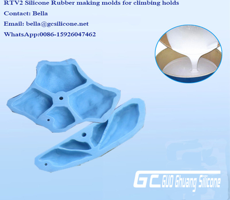 Climbing Holds Molding Silicone