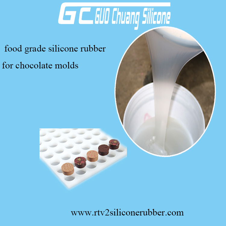 SP-815 food grade molding silicone rubber