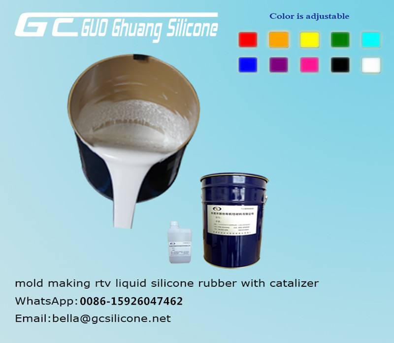 Benefits of RTV 2 Silicone Rubber