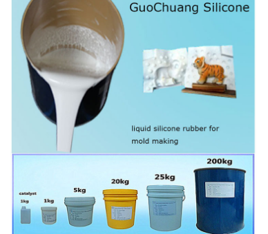The Injection Molding Process Of Liquid Silica Gel