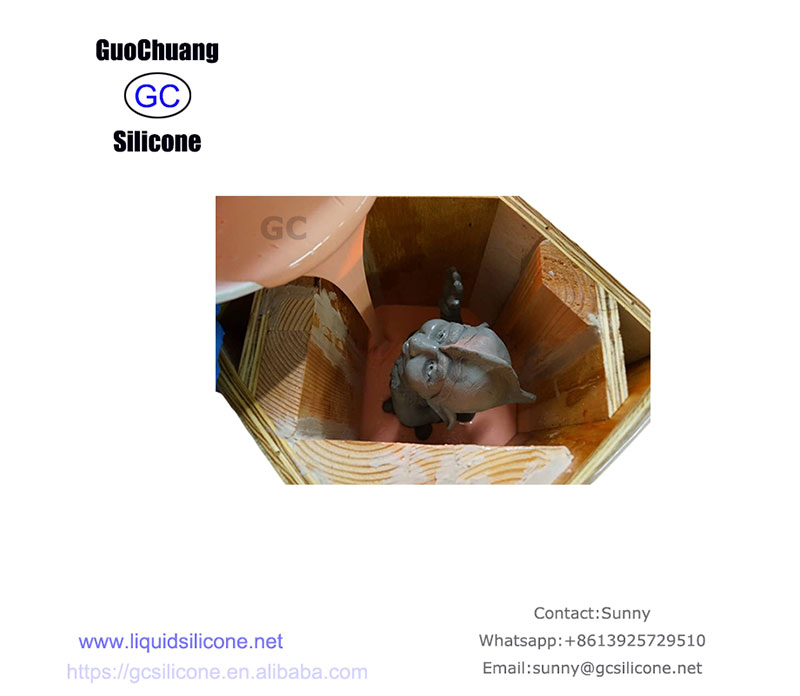 Art & Foundry Casting Silicone Rubber