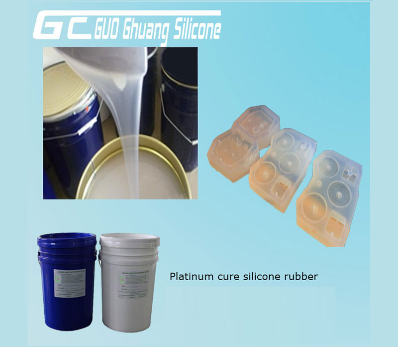 Platinum Silicone Rubber for Prototyping, Food Grade