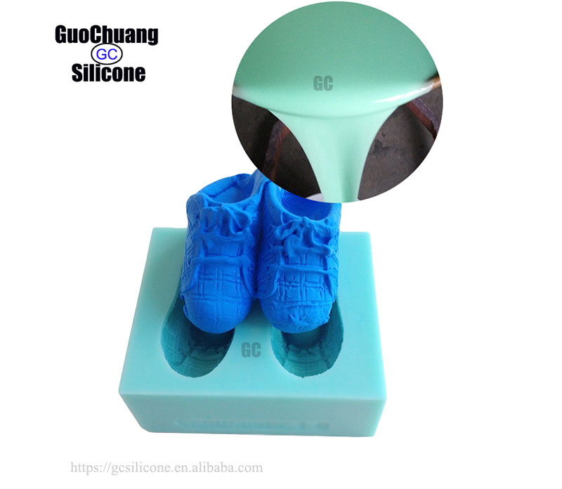 Shoe Sole Molding Silicone