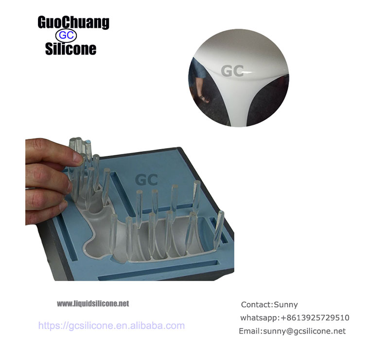 Platinum Cure Silicone Rubber for Prototyping